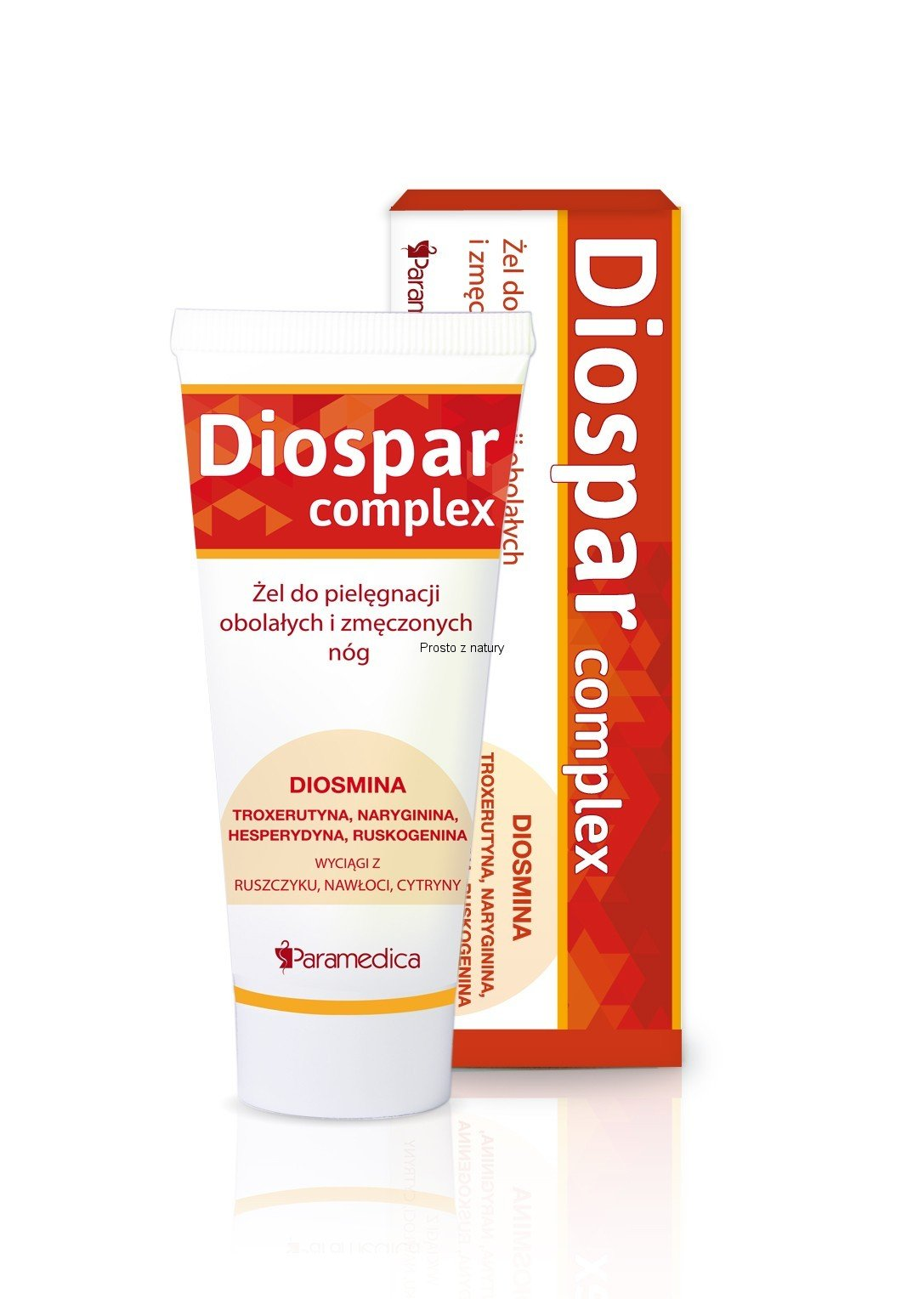 Paramedica, Diospar complex (żel), 100g.