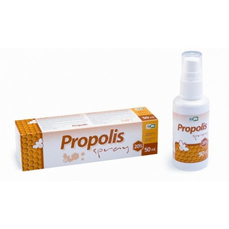 Virde, Propolis Spray 20%, 50ml.