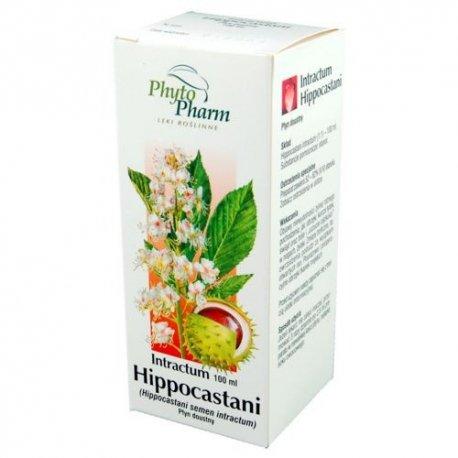 Phyto Pharm, Intractum Hippocastani( wyciąg z kasztanowca), 100ml.