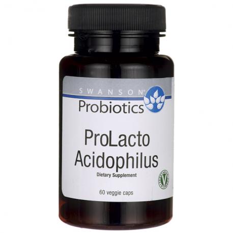 Swanson, ProLacto Axidophilus (probiotyki), 60kap.