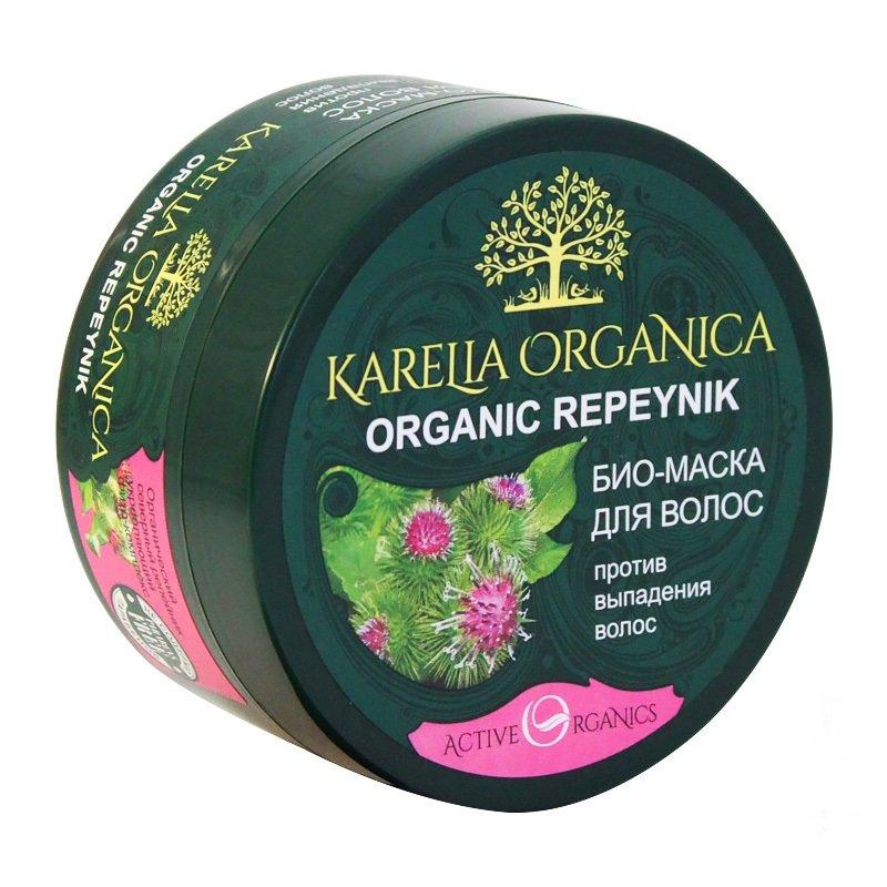 Karelia Organic, Bio maska do włosów, 220ml.