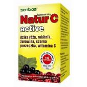 Natur C kapsułki 0,325 g 100 kaps.SANBIOS