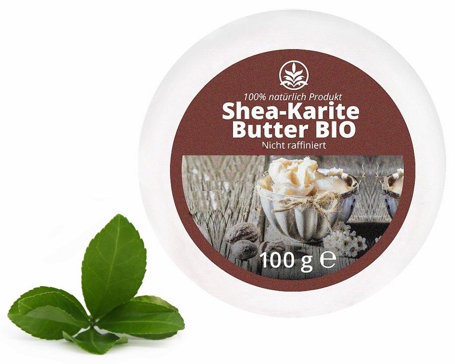 Masło Shea Karite Nierafinowane 100g