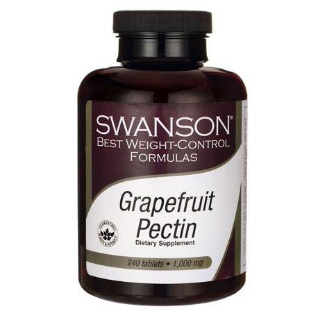 SWANSON Pektyny Grapefruita 240 tabl 1000mg