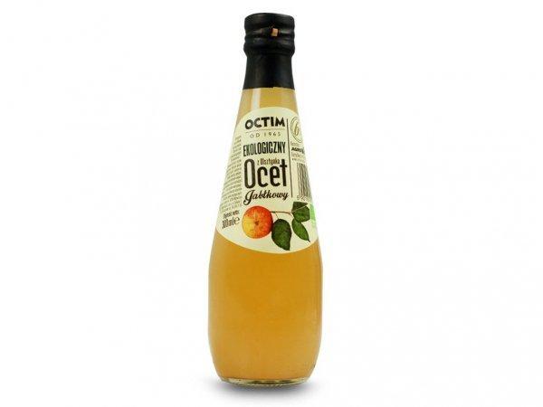 Ocet jabłkowy BIO 300ml z naturalnej fermentacji
