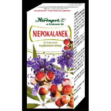 NIEPOKALANEK 30 kapsułek Herbapol