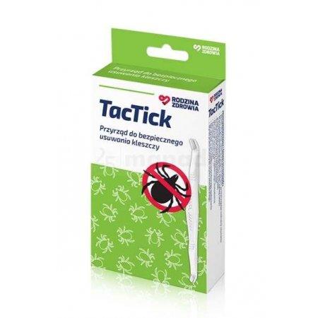 TacTick, przyrząd do usuwania kleszczy