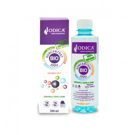 KONCENTRAT JODU –BIO 300 ml