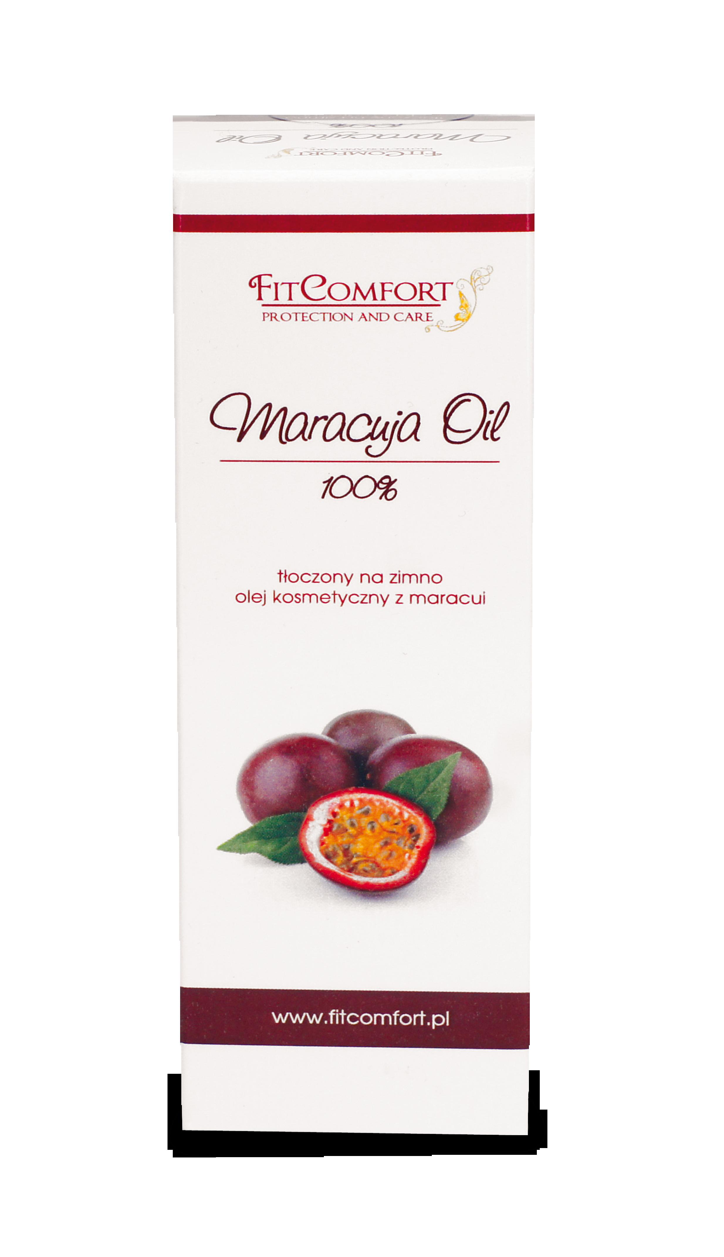 Olej z Marakuji 30ml kosmetyczny