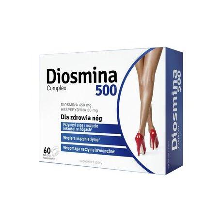 Diosmina Plus Colfarm 30 tabletek