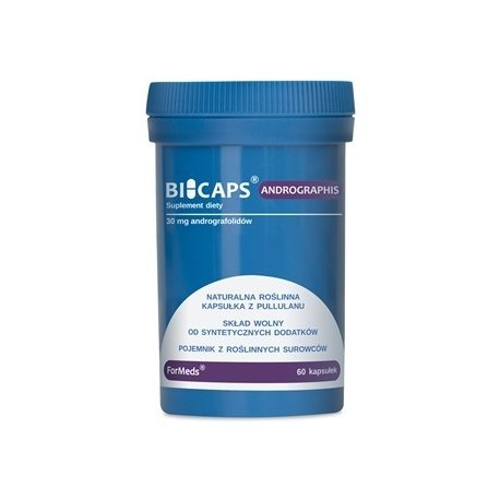 FORMEDS BICAPS ANDROGRAPHIS 60 KAPS