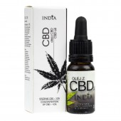 India Olej z CBD 10% - 10 ml