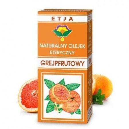 ETJA Olejek eteryczny naturalny - Grejpfrutowy 10ml