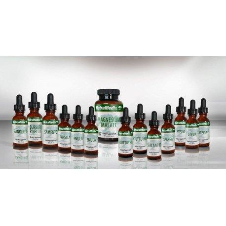 Protokół ziołowy COWDENA - zestaw na 4 miesiąc