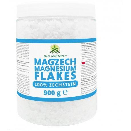 Płatki magnezowe 100% 900g