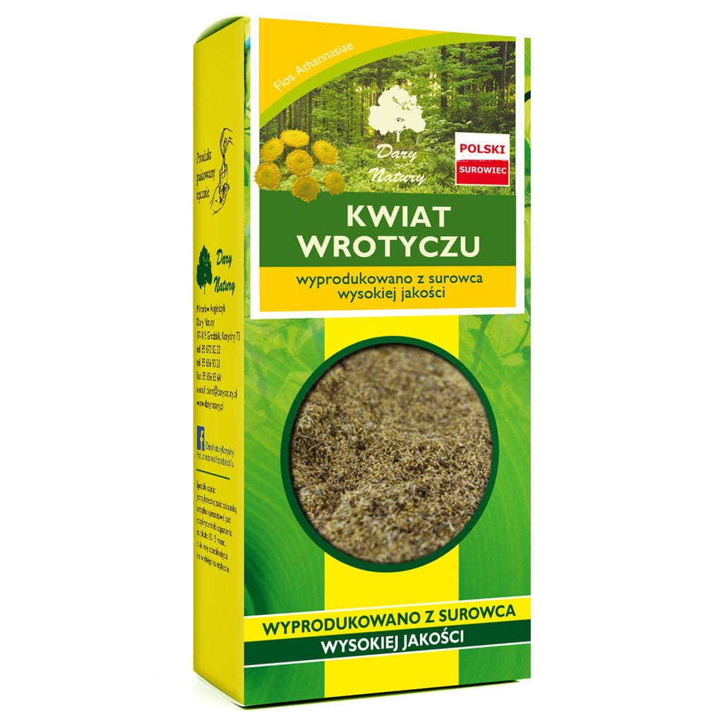 Wrotycz kwiat 40g