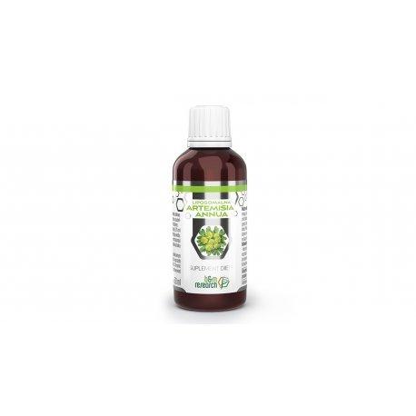 ARTEMISIA ANNUA – liposomalny ekstrakt ziołowy fitoterapeuty Jana Oruby