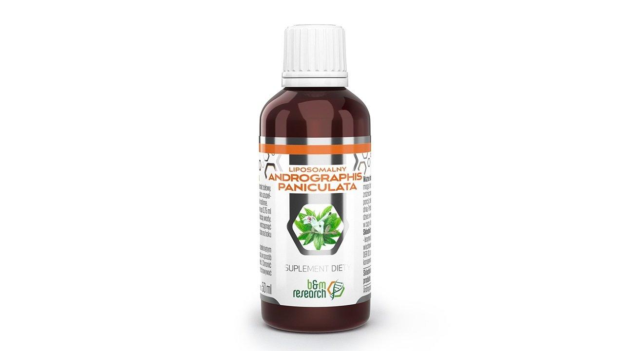 ANDROGRAPHIS PANICULATA – liposomalny ekstrakt ziołowy fitoterapeuty Jana Oruby