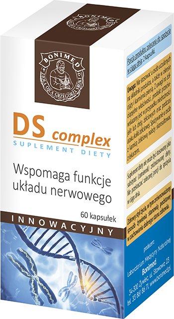 DS complex 60 kaps BONIMED