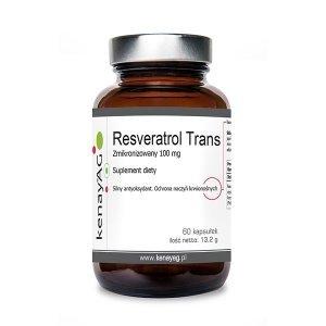 KENAY Resveratrol Trans 100mg 60kaps