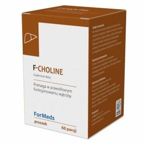 ForMeds F-Choline, 60 porcji