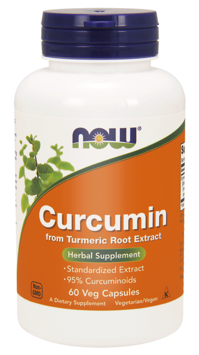 Now Foods CURCUMIN 60SZT.