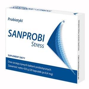 SANPROBI STRESS 20KAPS.