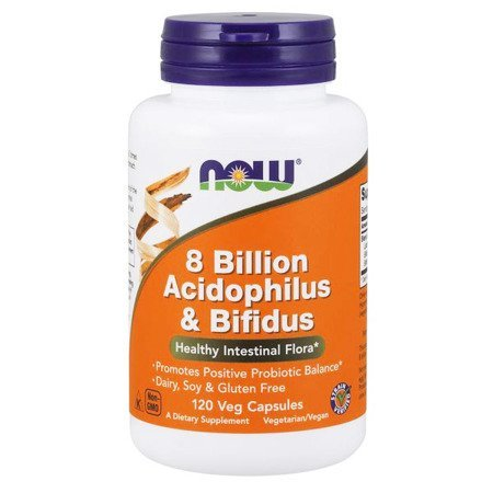 NOW FOODS Gr8 DOPHILUS 120KAPS.