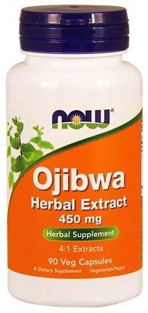 Now Foods Ojibwa Herbal Extract, 450mg - 90 kaps.