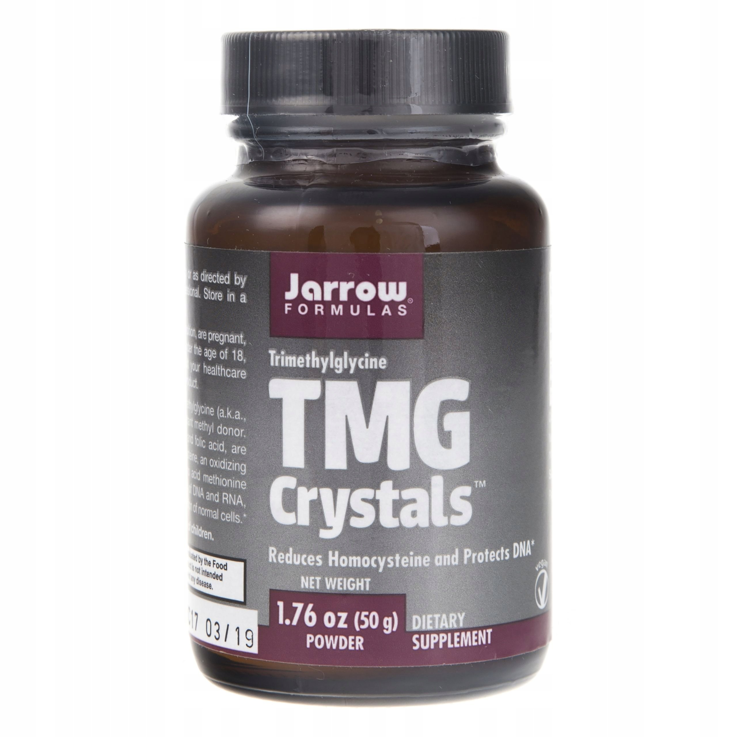 Jarrow TMG Crystals 50g