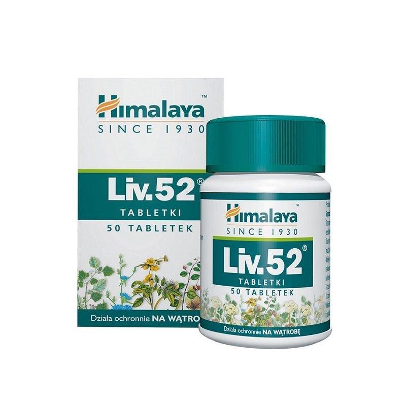 Liv 52, tabletki, 100 szt (liv52)