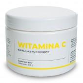 Visanto- Ukryte terapie WITAMINA C 100% L-KWAS ASKORBINOWY 500G