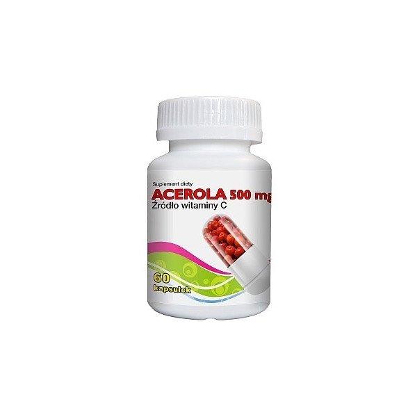 Gorvita Acerola 60K Wzmacnia Odporność Organizmu