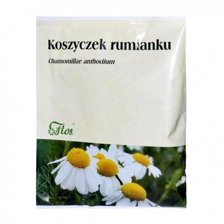 Rumianek Kwiat - Koszyczek 50g.