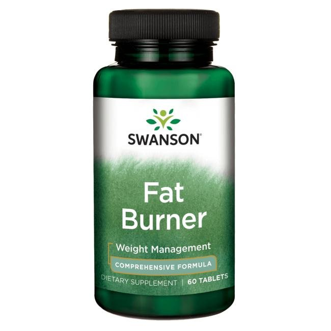 SWANSON Fat Burner - 60 tabl.