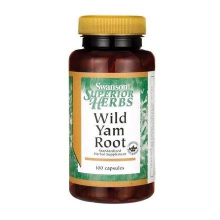 SWANSON Wild Yam Root extract 100 kaps.