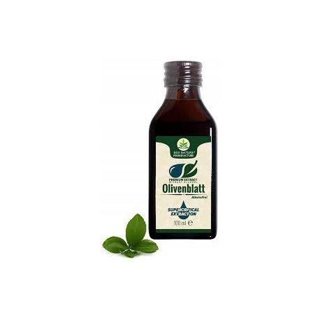 Hydrolat Ekstrakt z liści oliwnych 100% bezalkoholowy