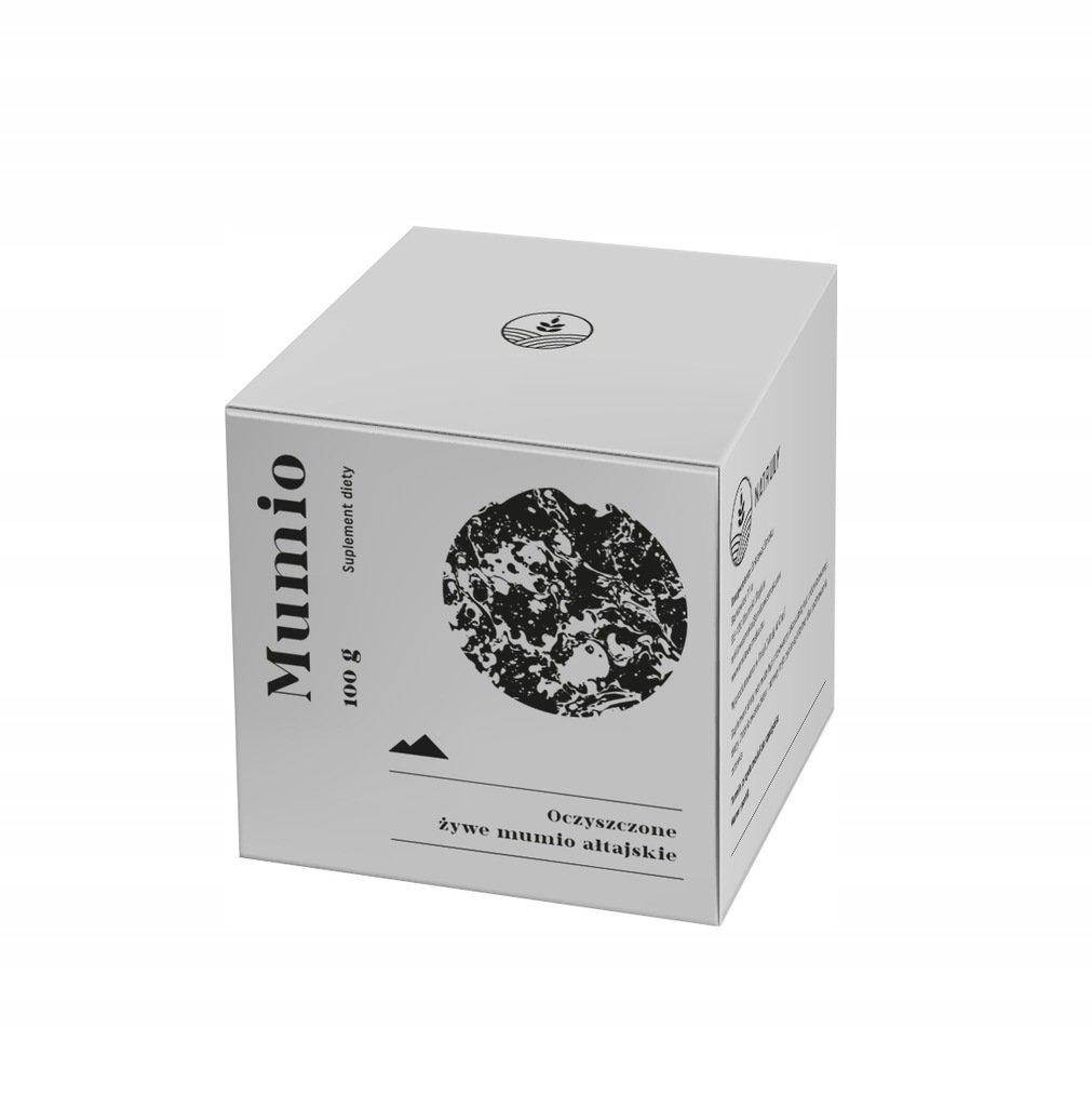 MUMIO aktywne, oczyszczone z Górnego Ałtaju (100g)