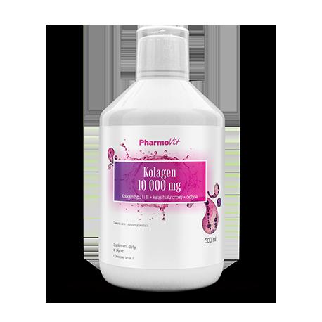 Kolagen 10 000 mg zaawansowana formuła płyn 500 ml Phamrovit