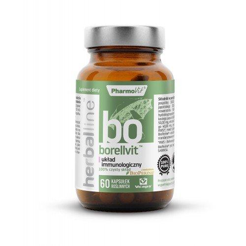 Herballine Borellvit™ układ immunologiczny 60 kaps