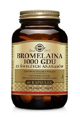 Bromelaina 500mg