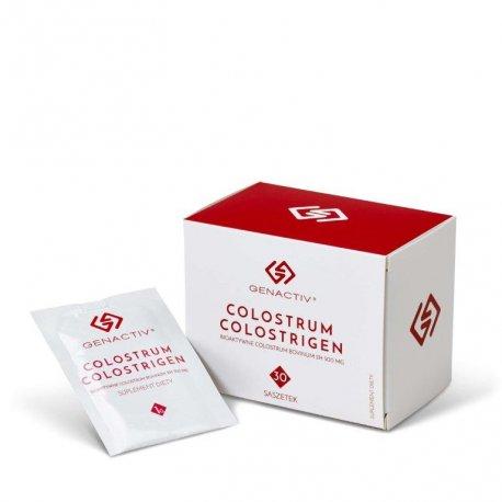 Colostrum Colostrigen 30 saszetek 500 mg.