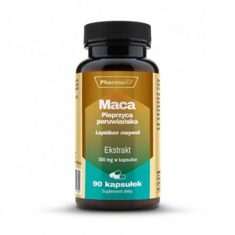 Maca 4:1 360 mg. 90 kaps, Pharmovit