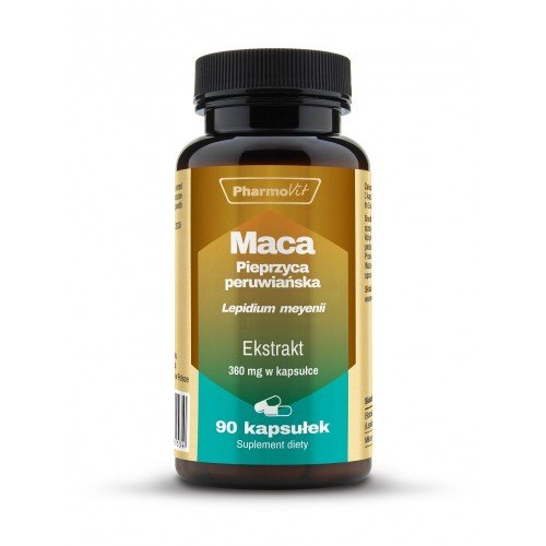 Maca 4:1 360 mg. 90 kaps, Pharmovit
