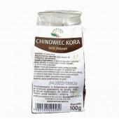 Kora Chinowca (naturalna CHININA) - cięta (100g)