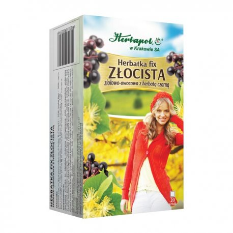Fix Złocista herbata 2g 25 torebek