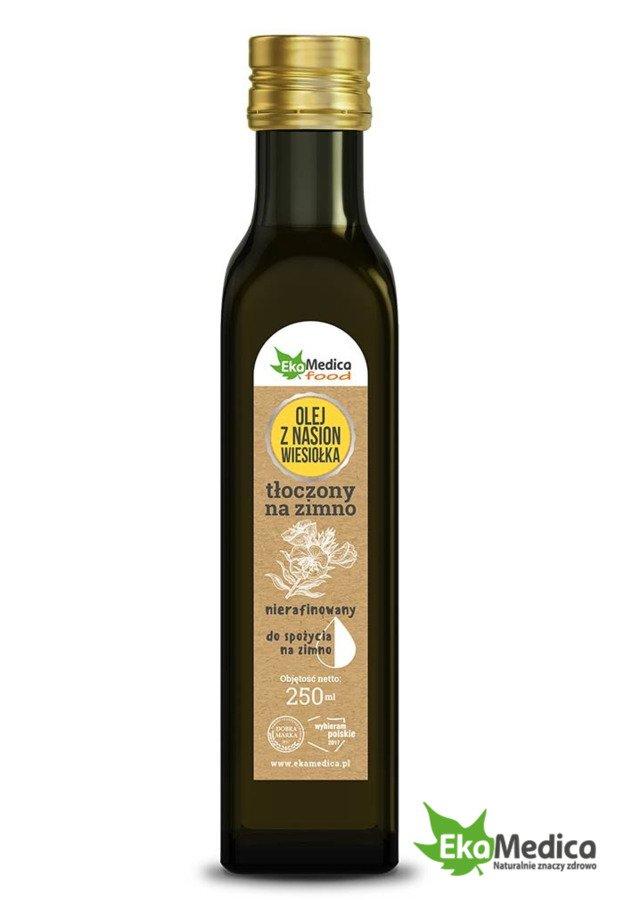 EkaMedica olej z nasion wiesiołka 250ml (olej z wiesiołka)
