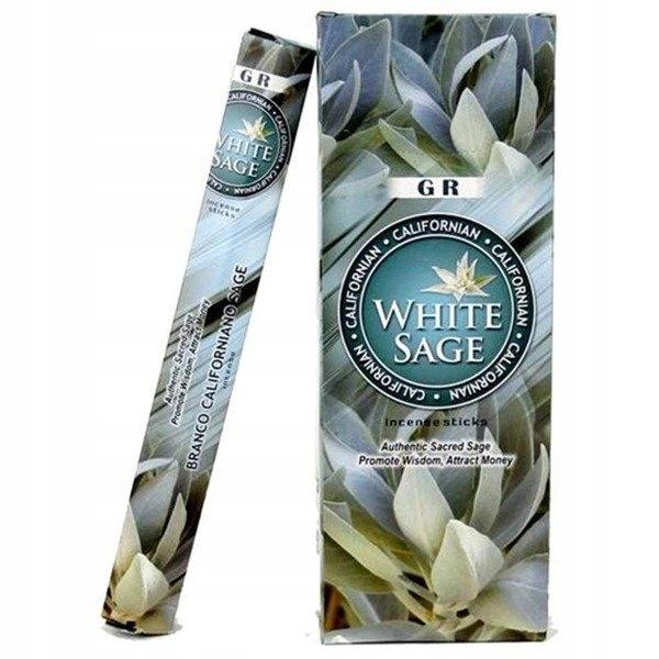 White Sage - kadzidełko_20 kadzidełek - patyczków