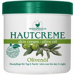 Krem pielęgnacyjny z witaminą E i wyciągiem z oliwek Jardin Naturel 250 ml