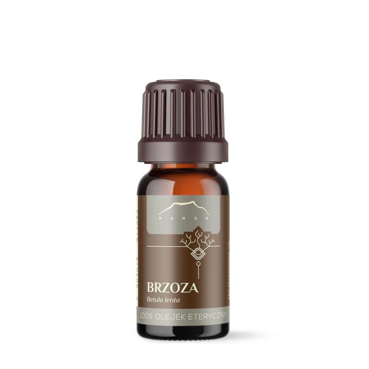 Olejek Brzozowy 100% 10 ml